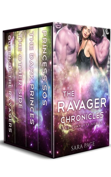 The Ravager Chronicles – The Complete Series