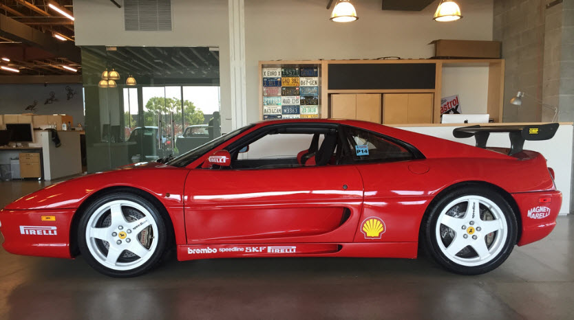 1997 ferrari f355 challenge for sale in los angeles. Cars Review. Best American Auto & Cars Review