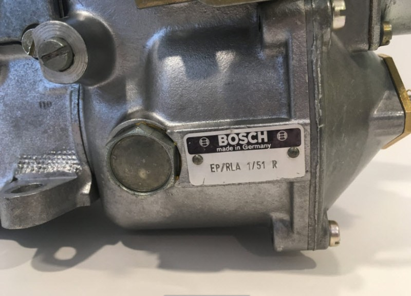 dirtyoldcars.com Porsche 1973 911RS 019 MFI : Mechanical Fuel Injection Unit 2
