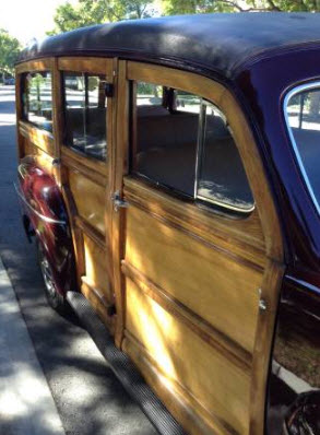 Ford Woody Wagon 1941 7