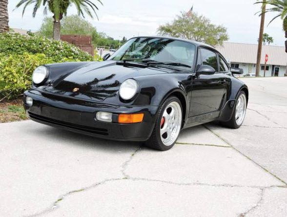 Porsche turbo 3.6 1994 2