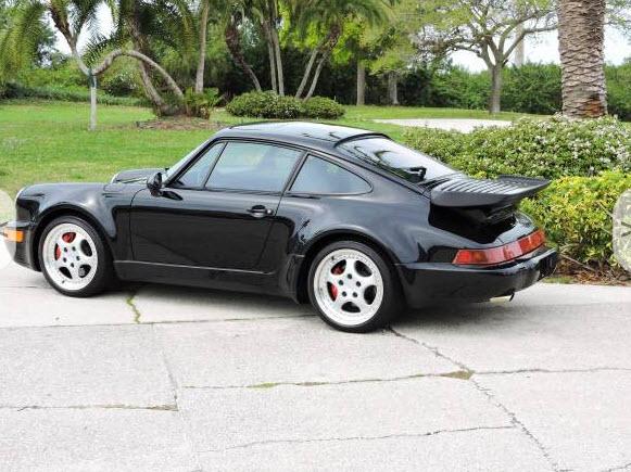 Porsche turbo 3.6 1994 3