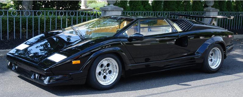 brand new lamborghini countach 25th anniversary oz wheels dirty old cars. Black Bedroom Furniture Sets. Home Design Ideas