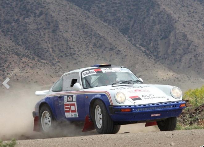 1982 Porsche 911 Rothmans Dirty Old Cars