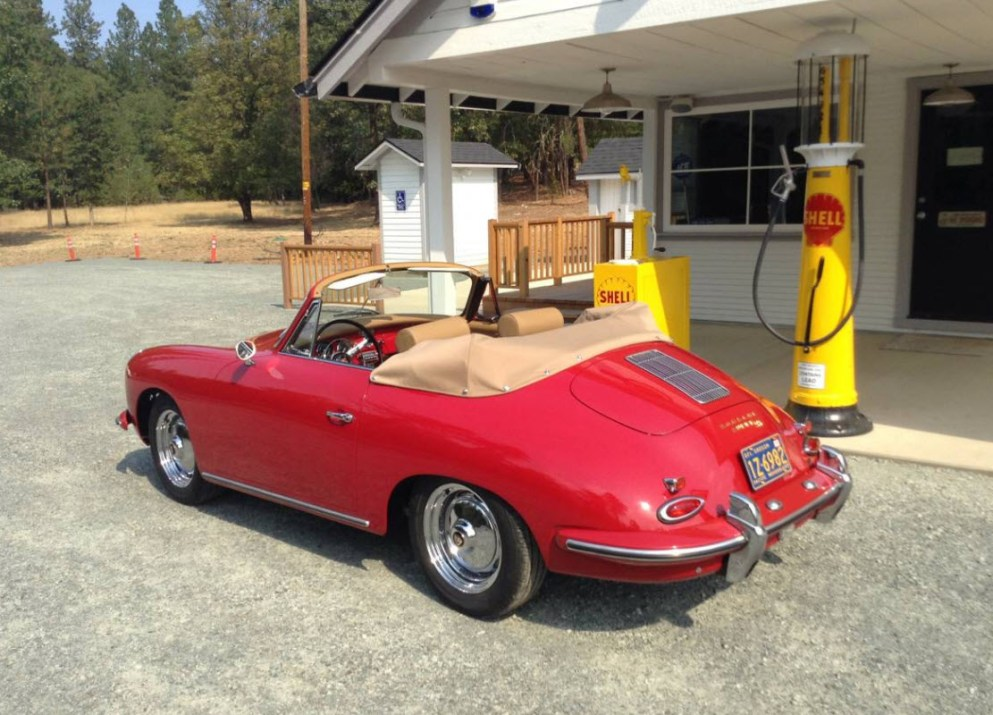 Mercedes Benz Of San Francisco >> 1960 Porsche 356 Super 90 Cabriolet For Sale | Dirty Old Cars