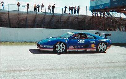1997 Ferrari F355 Challenge Car For Sale in New Jersey