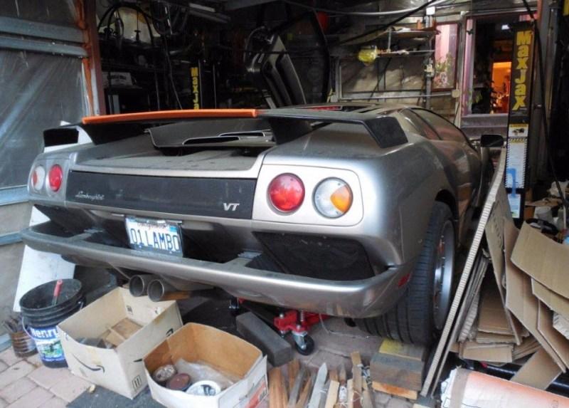 2001 Lamborghini Diablo Vt For Sale In New York Dirty Old Cars