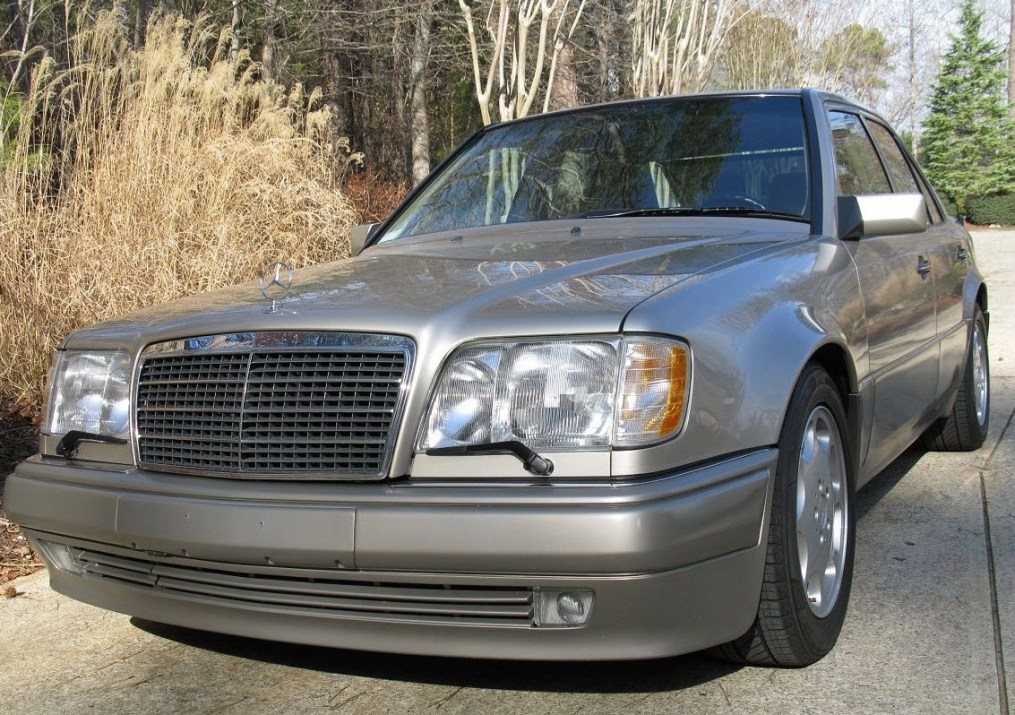 1994 mercedes benz e500 only 22k miles for sale in georgia. Black Bedroom Furniture Sets. Home Design Ideas