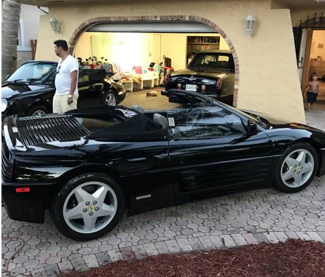 1994 Ferrari 348 Spider: Black 1994 Ferrari 348 Spyder For Sale In Florida