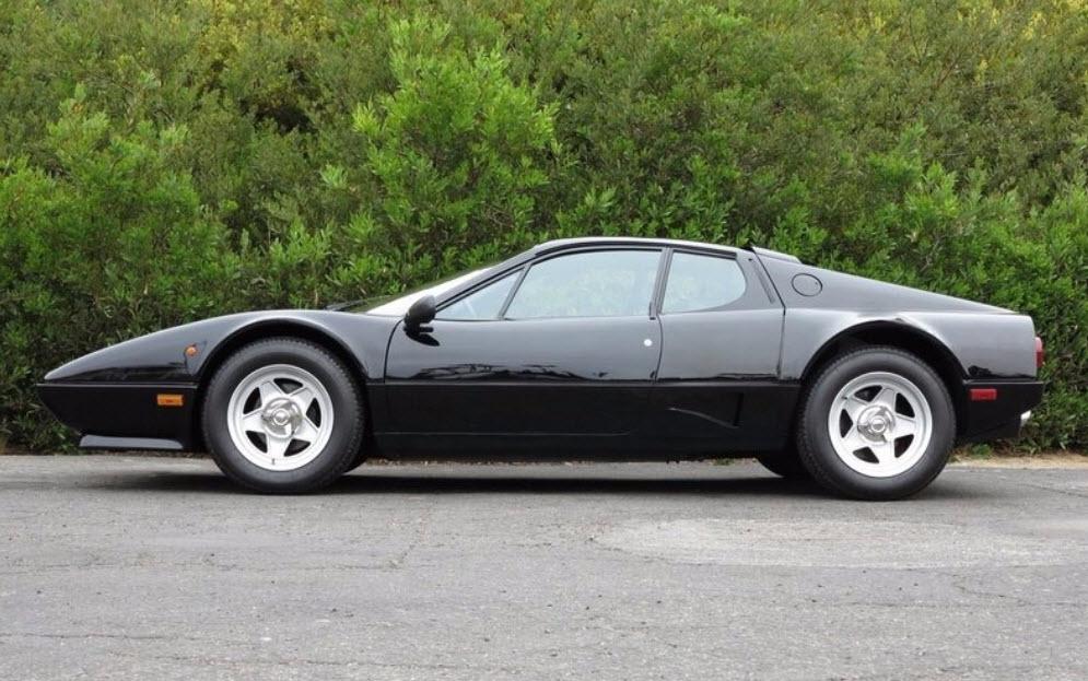dirtyoldcars.com 1984 Ferrari 512BBi Found in New York 6