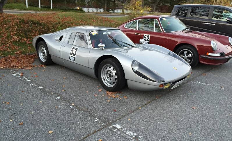 dirtyoldcars.com 1964 Porsche 904 Carrera GTS Recreation Found in Los Angeles 10