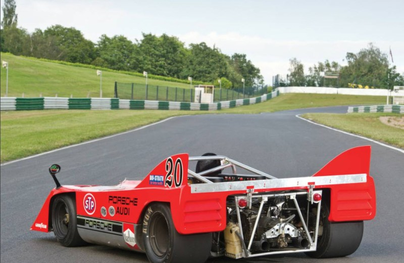 dirtyoldcars.com   1971 Porsche 917/10 Can Am Replica    9