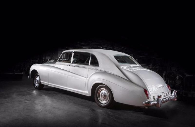 dirtyoldcars.com Elvis Presley's 1963 Rolls Royce Phantom V 5