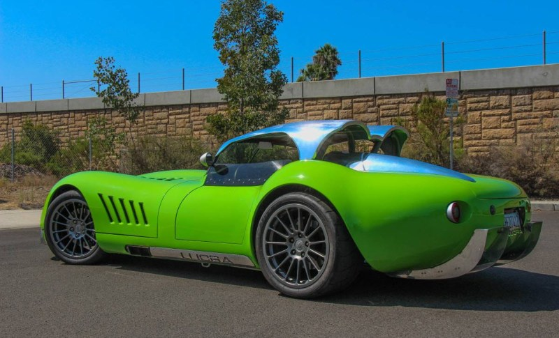 dirtyoldcars.com 2015 Lucra LC470 Race Car street legal Found in Los Angeles California 4