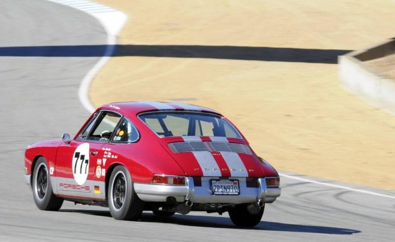dirtyoldcars.com  1967 Porsche 911 Vintage Racer Found in San Fernando Valley   2