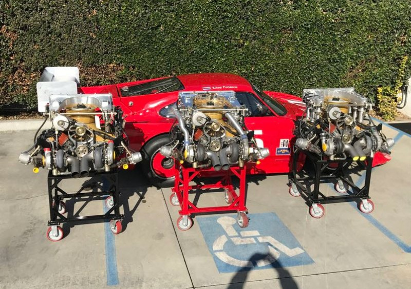 dirtyoldcars.com  935 Twin Turbo Engines For Sale in Los Angeles   2