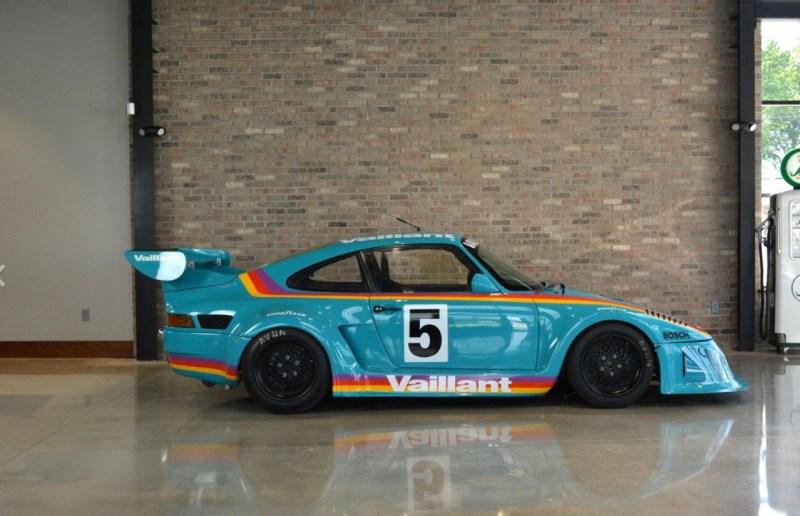 dirtyoldcars.com   1976 Kremer Porsche 911 Race Car Found in Wisconsin    6