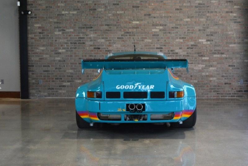 dirtyoldcars.com   1976 Kremer Porsche 911 Race Car Found in Wisconsin    5