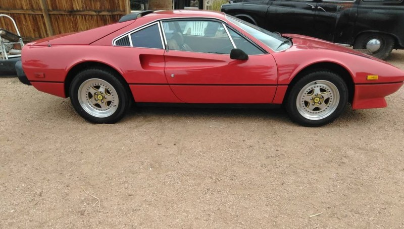 dirtyoldcars.com  1979 Ferrari GTB Found in Arizona    3