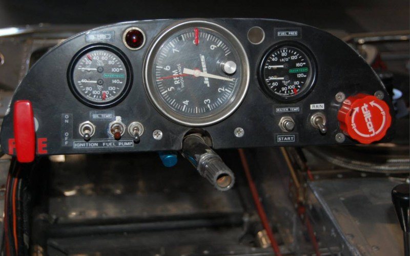 dirtyoldcars.com   1974 Lola T332 Formula 5000 Vintage Race Car Found in Arizona   4
