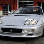 dirtyoldcars.com 1992 Ferrari 512TR Silver Found in Washington 7