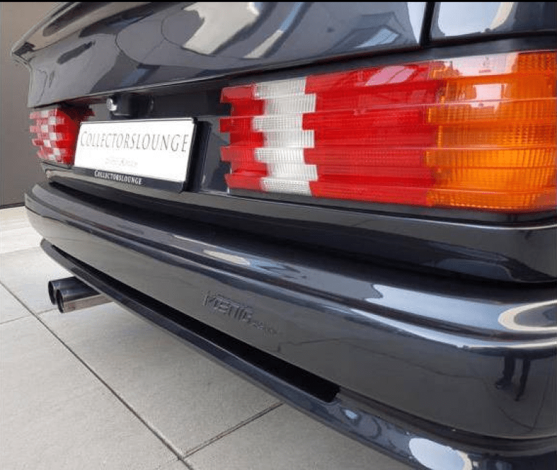 dirtyoldcars.com 1989 Mercedes-Benz 560 SEC KOENIG Found in Germany 3