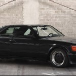 dirtyoldcars.com 1989 Mercedes 560 SEC AMG 6.0 Wide Body For Sothebys Auction Amelia Island 8
