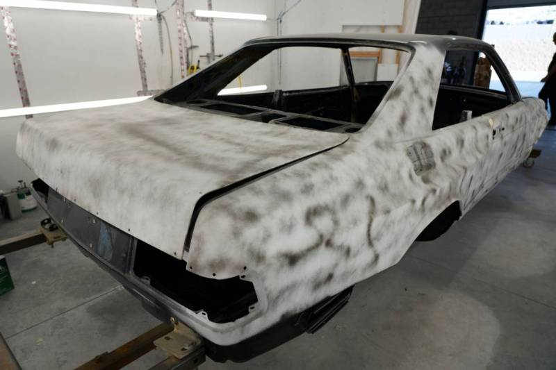 dirtyoldcars.com  1991 560 SEC FACTORY WIDEBODY  california  4