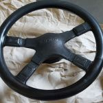 dirtyoldcars.com New original AMG Steering wheel 1