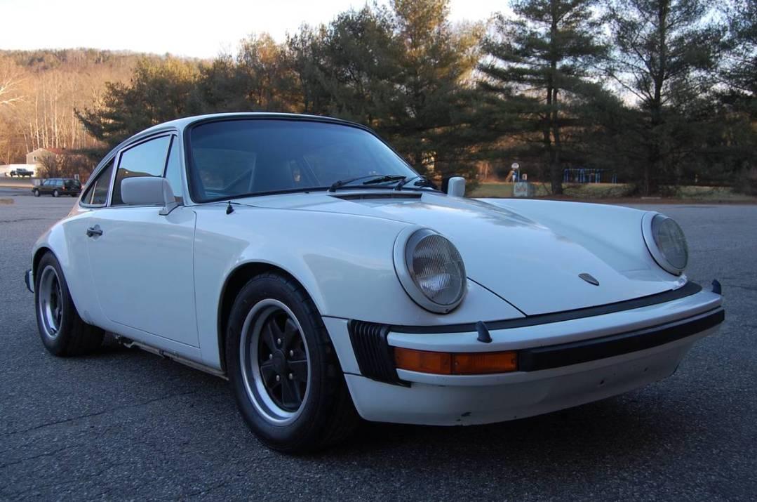 dirtyoldcars.com 1978 Porsche 911 SC Coupe 6