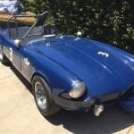 dirtyoldcars.com Triumph Spitfire Race Car 1