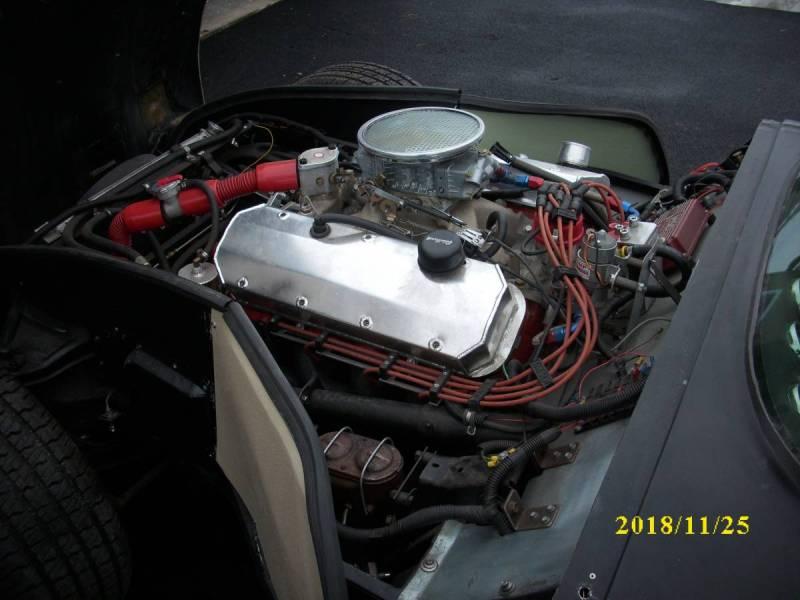 dirtyoldcars.com  cheetah kit car  corvette chassis New York  2