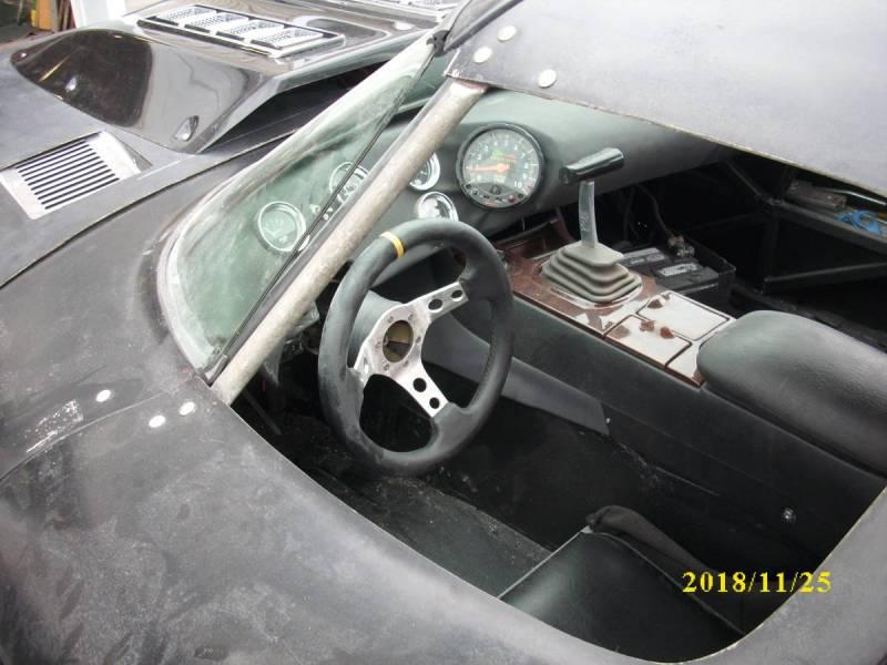 dirtyoldcars.com  cheetah kit car  corvette chassis New York  4