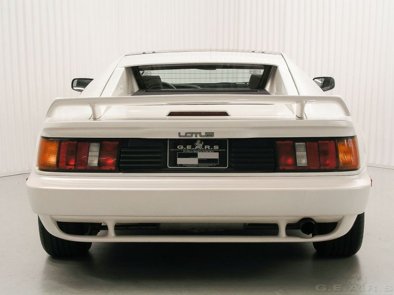 1988 Lotus Esprit Turbo Anniversary 77 of 88 Georgia   4