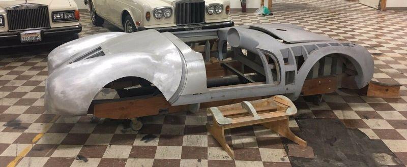 dirtyoldcars.com  550 spyder wooden buck oxnard  4