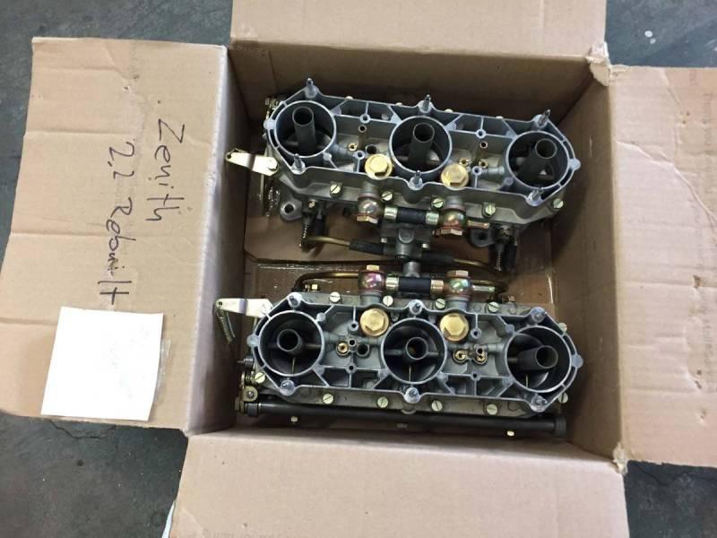 dirtyoldcars.com   Porsche Parts Lot For Sale  15k   Los Angeles   1