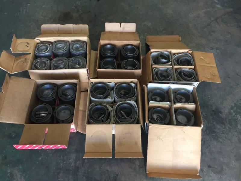 dirtyoldcars.com   Porsche Parts Lot For Sale  15k   Los Angeles   9