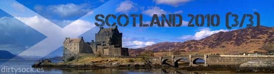 Viaje a Escocia (3/3): Highlands & Skye Island