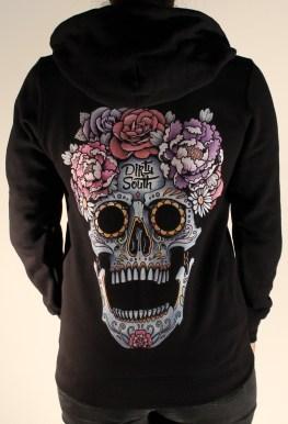 Women's Hood - Sugar Skull