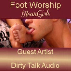 mean girls foot worship audio