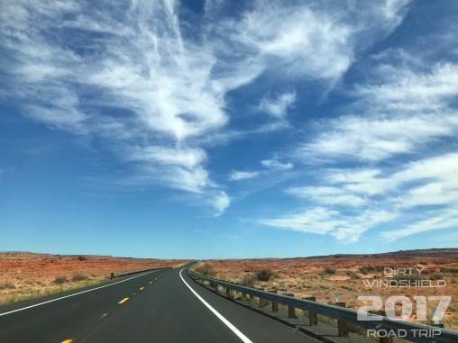 Big Sky over Arizona