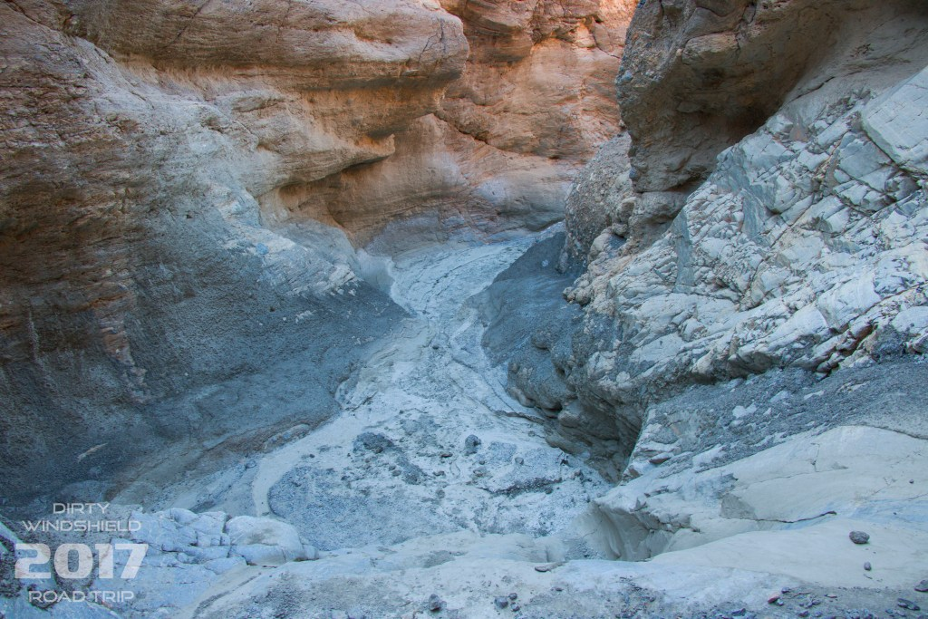 In the Canyon, Mosaic Canyon Trail, Death Valley National Park