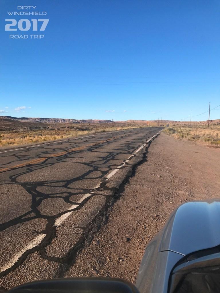 Roadside by Four Corners