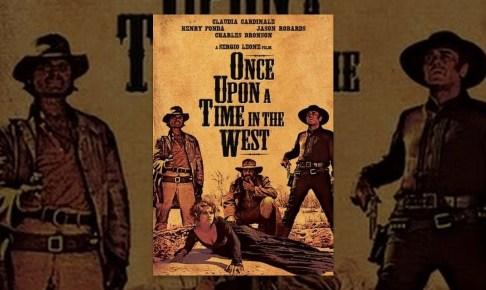 ウエスタン Once Upon a Time in the West(日本語吹替版)