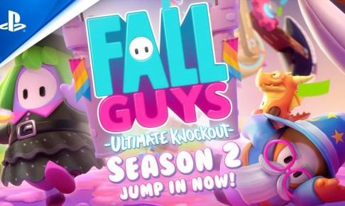 Fall Guys - Season 2 Launch Trailer | PS4
