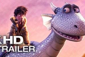 DRAGON RIDER Trailer (2021)