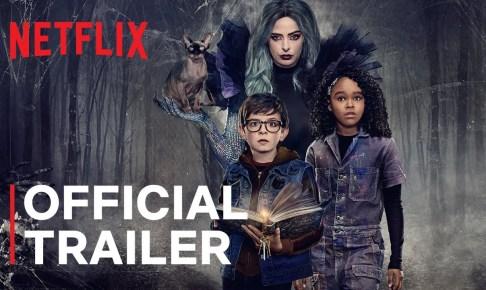 Nightbooks   Official Trailer   Netflix