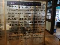 words of inspiration, UTEC