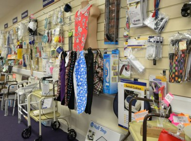 Disability Resource Centre - Mobility Shop