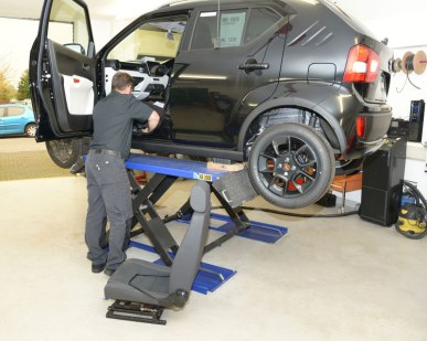 Disability Resource Centre - Vehicle Adaption